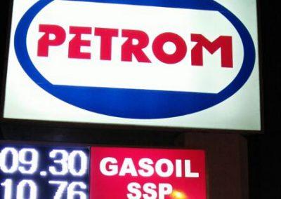 Afficheur prix carburant maroc