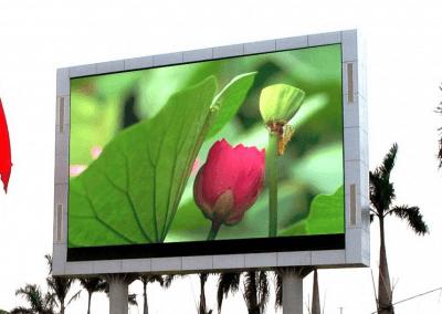 écran géant LED extérieur Maroc